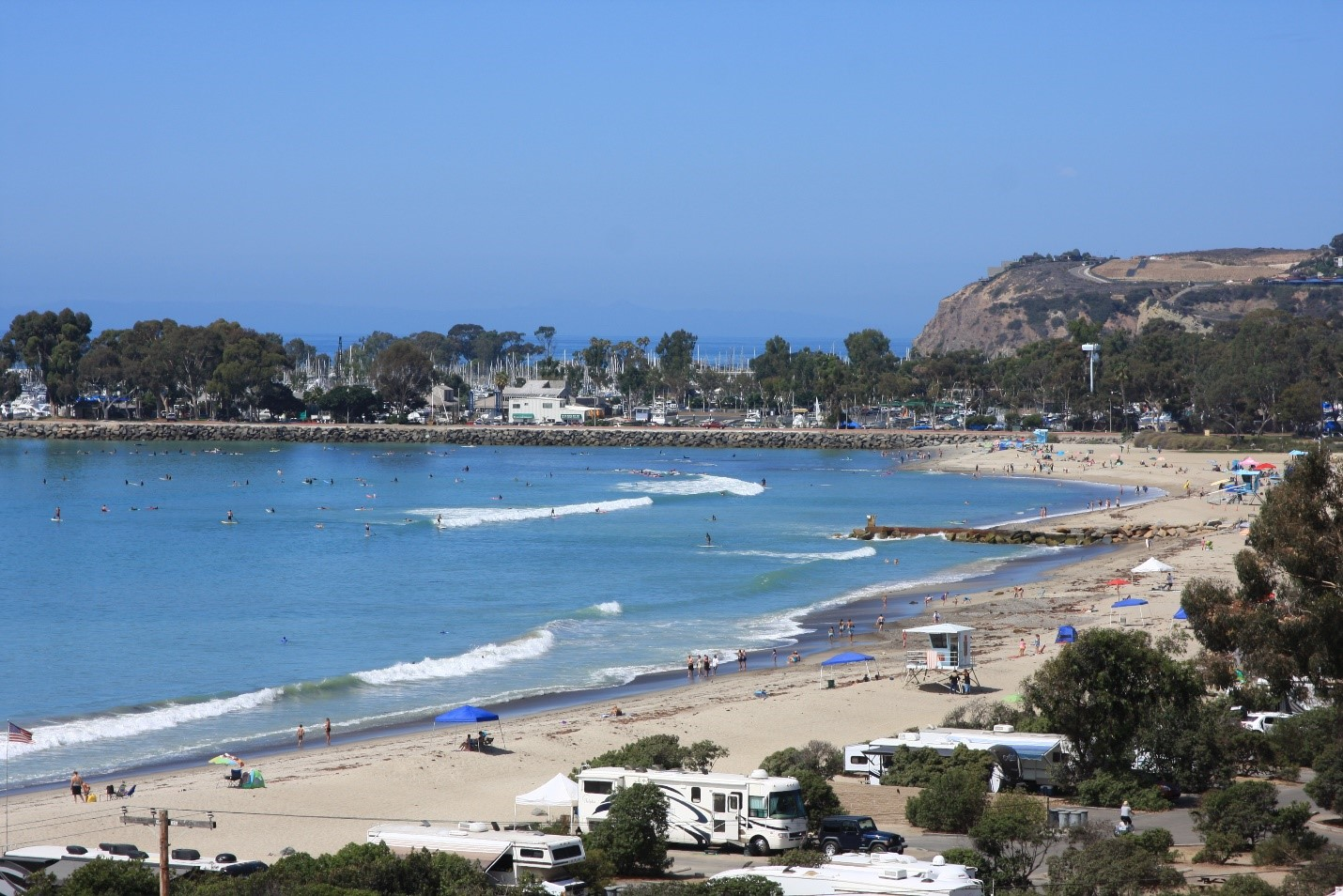 Best Beach Campground In Southern California